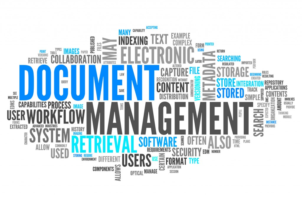 document-management-software-word cloud